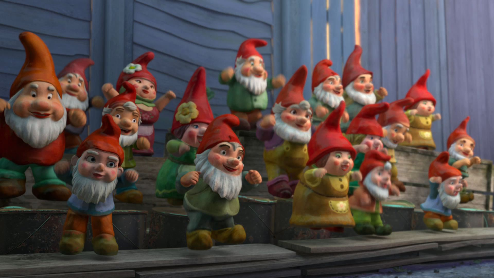 The Reds (Gnomeo & Juliet)