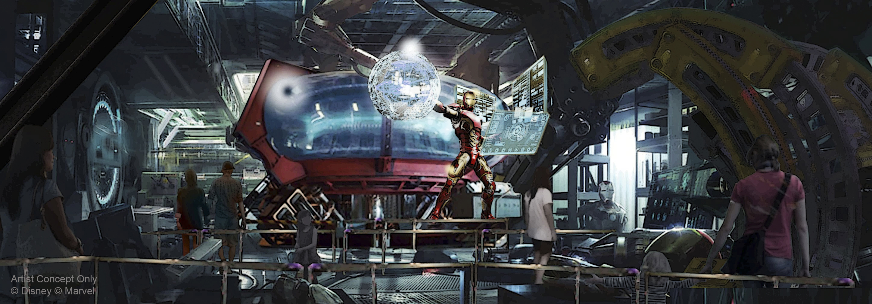 Iron Man Jukebox
