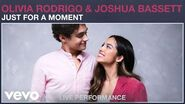 Just for a Moment (Live Performance) Vevo