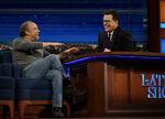 Paul Giamatti visits Stephen Colbert