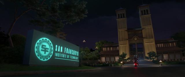 Instituto de Tecnologia de San Fransokyo