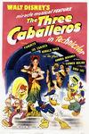 The Three Caballeros Original Poster