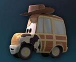 Woody Cars