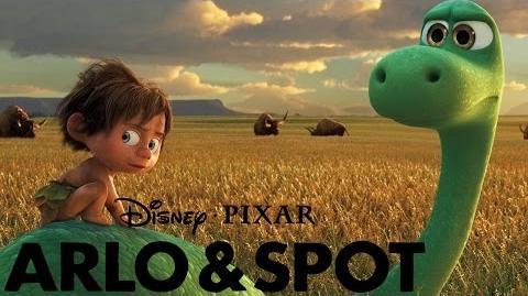 ARLO & SPOT - Weihnachtszeit Zeit für Geschichten! - JETZT im Kino - Disney HD