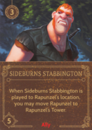 DVG Sideburns Stabbington