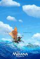 Disney Moana Plakat