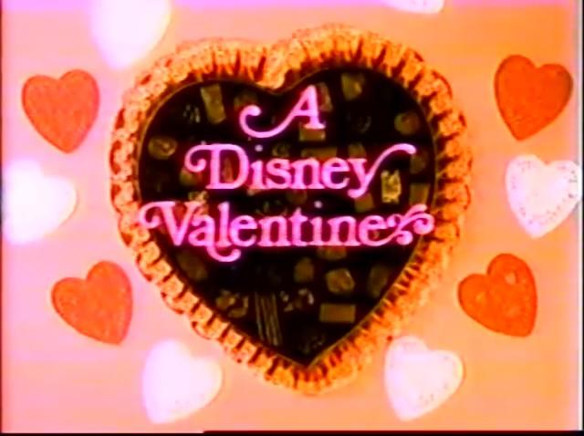 A Disney Valentine