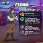 Flynn Rider DHBM Promo