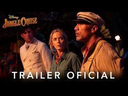 Jungle Cruise, da Walt Disney Studios - Trailer Oficial Legendado