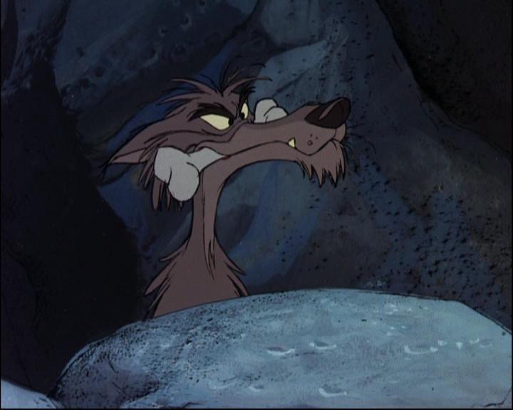 Lupo (La spada nella roccia)