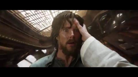 Teaser Trailer - Doutor Estranho - 3 de Novembro Nos Cinemas