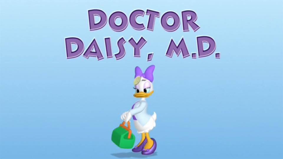 Doctor Daisy, M.D.