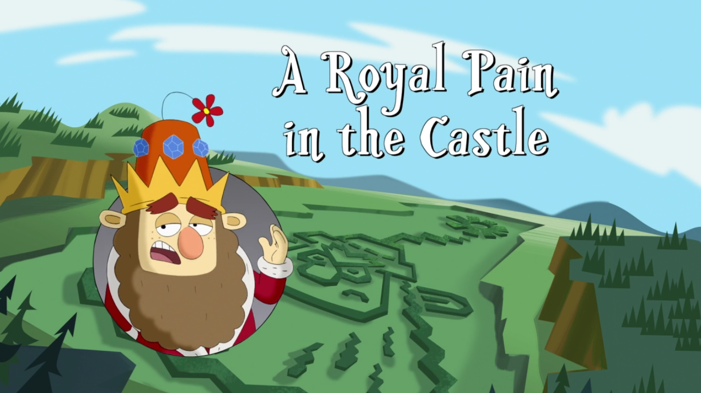 A Royal Pain in the Castle