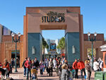 Animation Courtyard Gate at Disney's Hollywood Studios