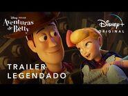 Aventuras de Betty - Trailer Oficial Legendado - Disney+
