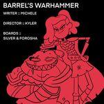 Barrel's Warhammer second promo