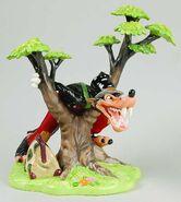 Big Bad Wolf Figurine