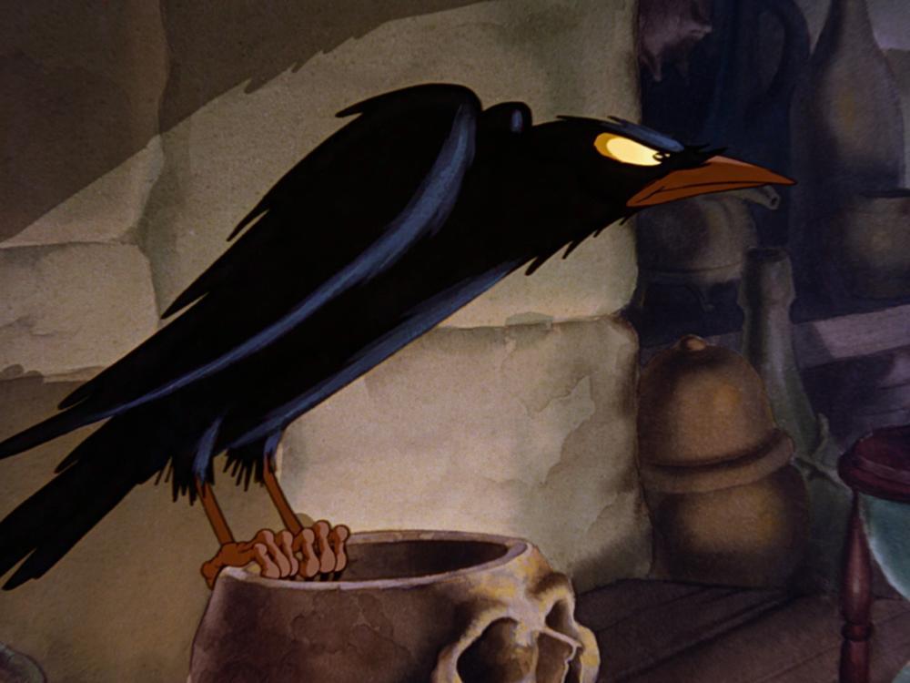 Corvo (Biancaneve)