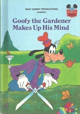 Goofy the Gardener Makes Up His Mind