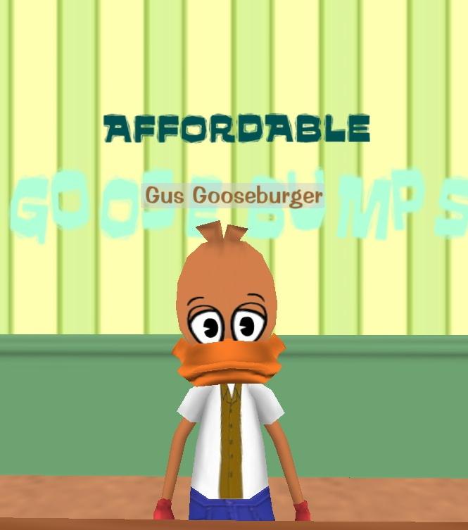 Gus Gooseburger
