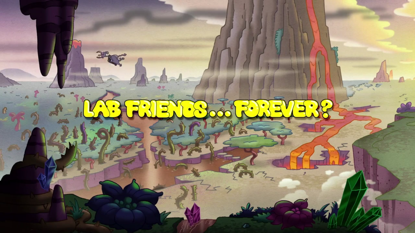 Lab Friends... Forever?