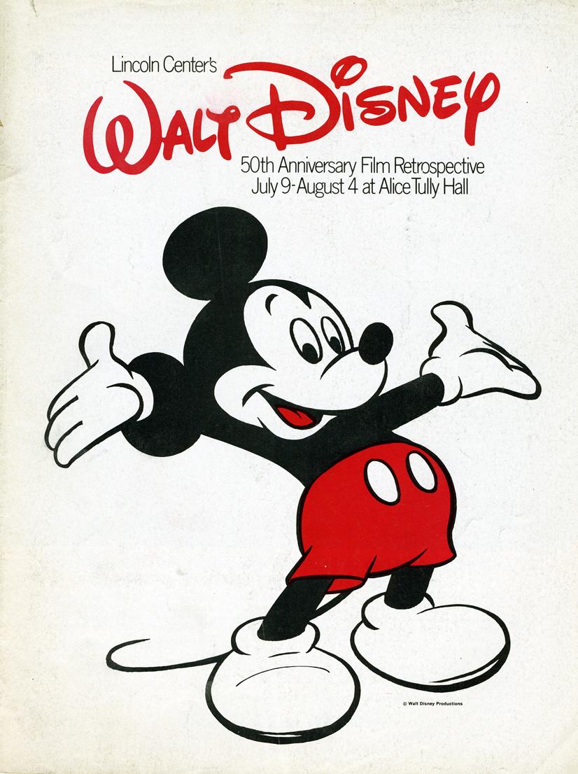 The Walt Disney Fiftieth Anniversary Film Retrospective