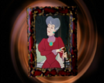 OUaH Attractive Evil - Lady Tremaine