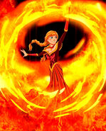 Princess of the fire by ggirlsrox14-d71ksph