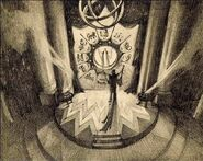 Queen at Mirror Visual Development (2)