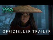 RAYA UND DER LETZTE DRACHE - Offizieller Trailer (deutsch-german) - Disney HD