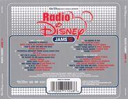 Radio disney jams vol 10 back