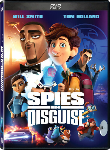 Spies in Disguise (video)