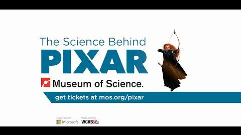The Science Behind Pixar Brave