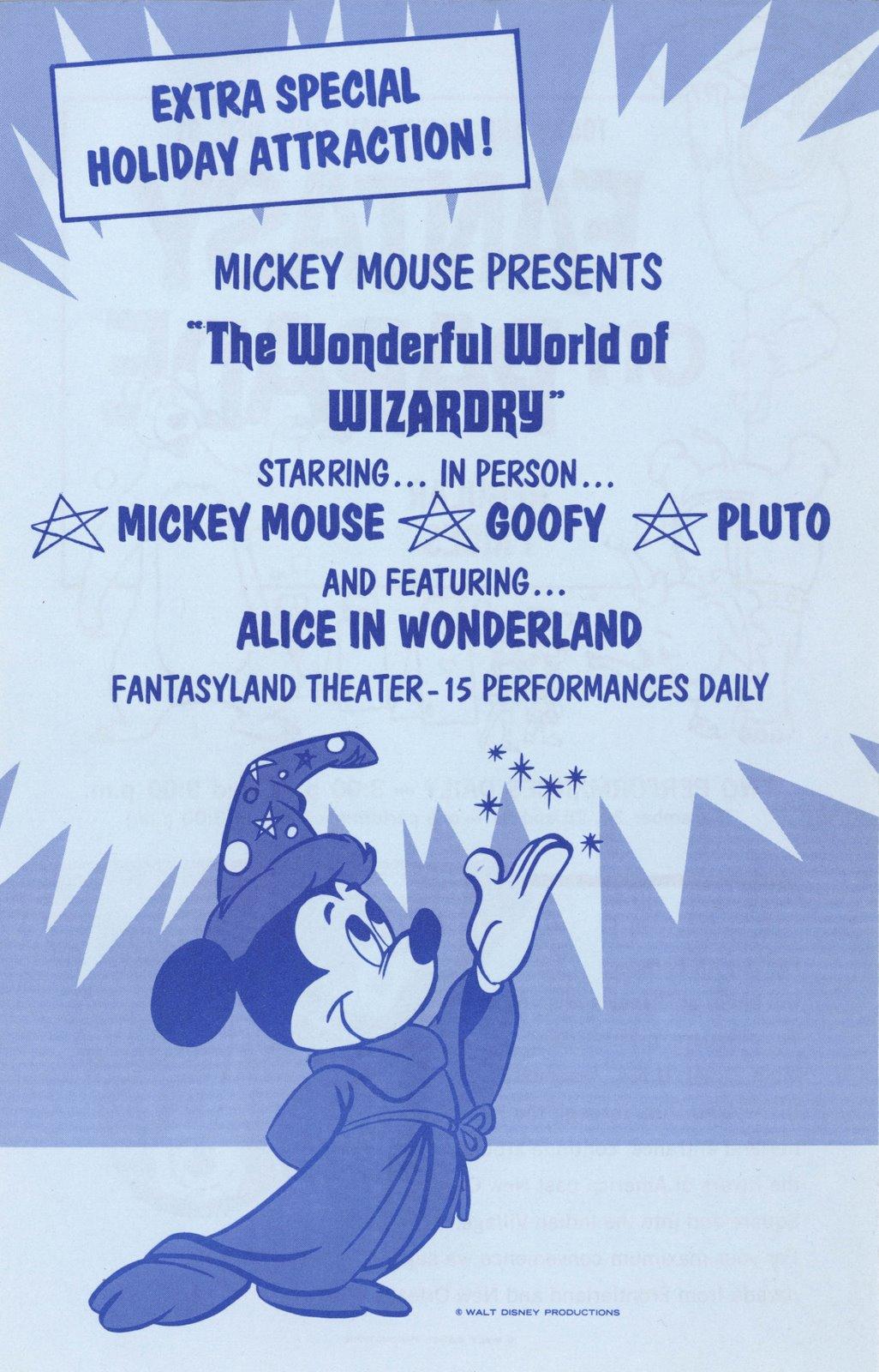The Wonderful World of Wizardry