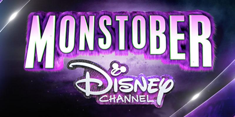 Disney Channel's Monstober 2015