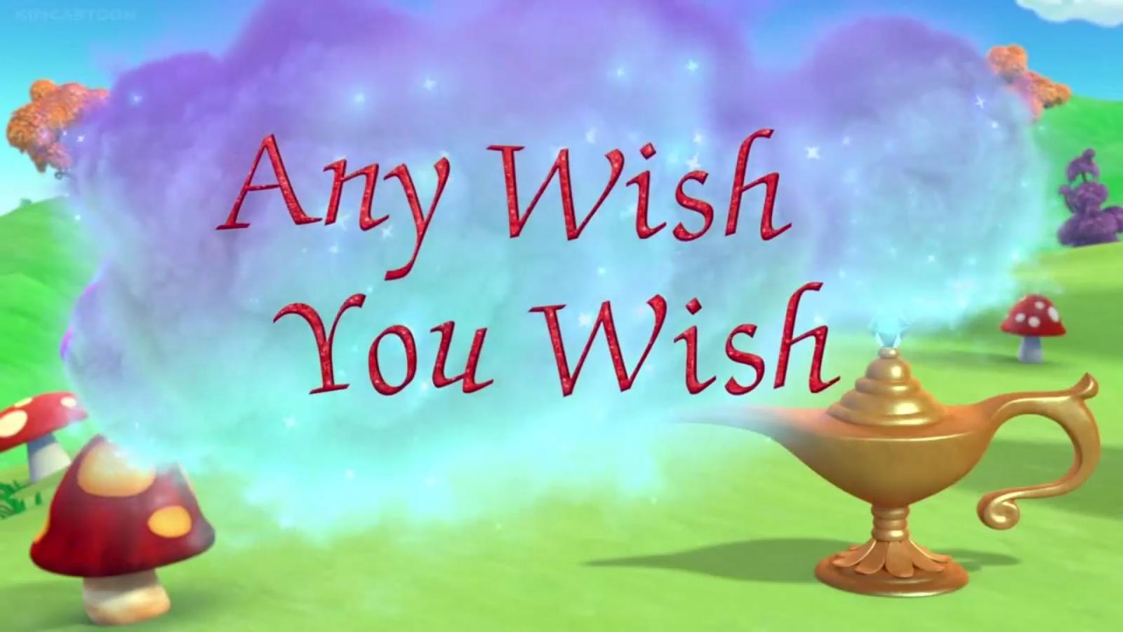 Any Wish You Wish