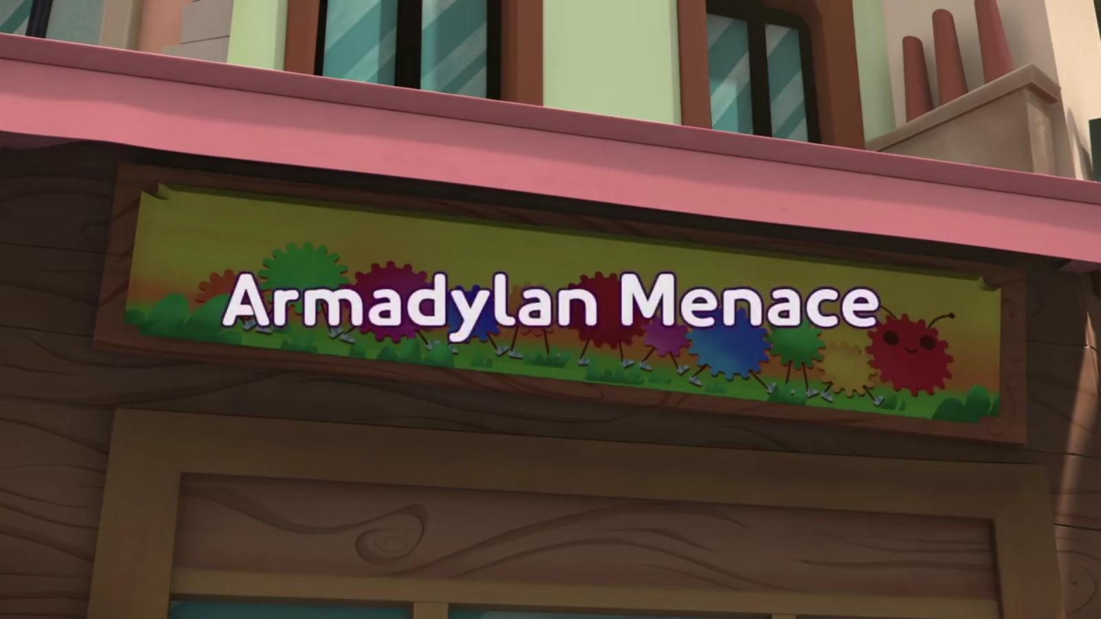 Armadylan Menace