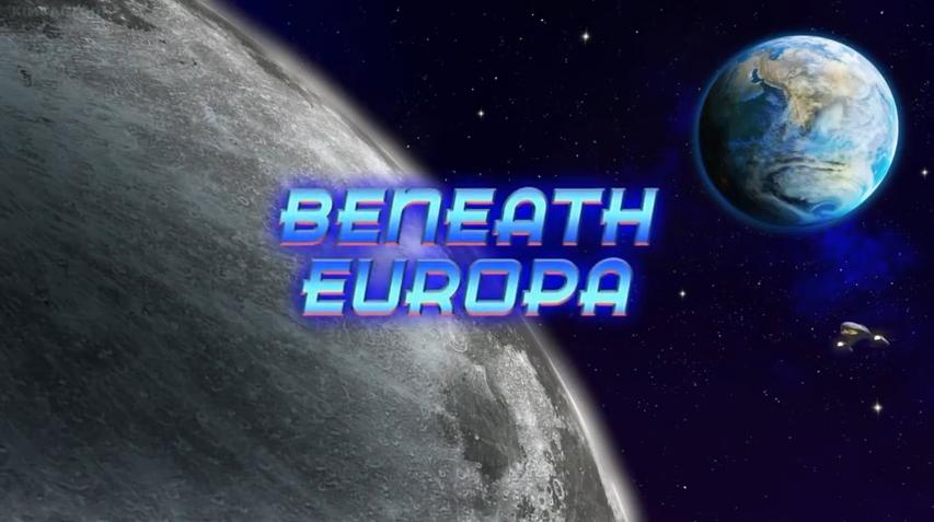 Beneath Europa