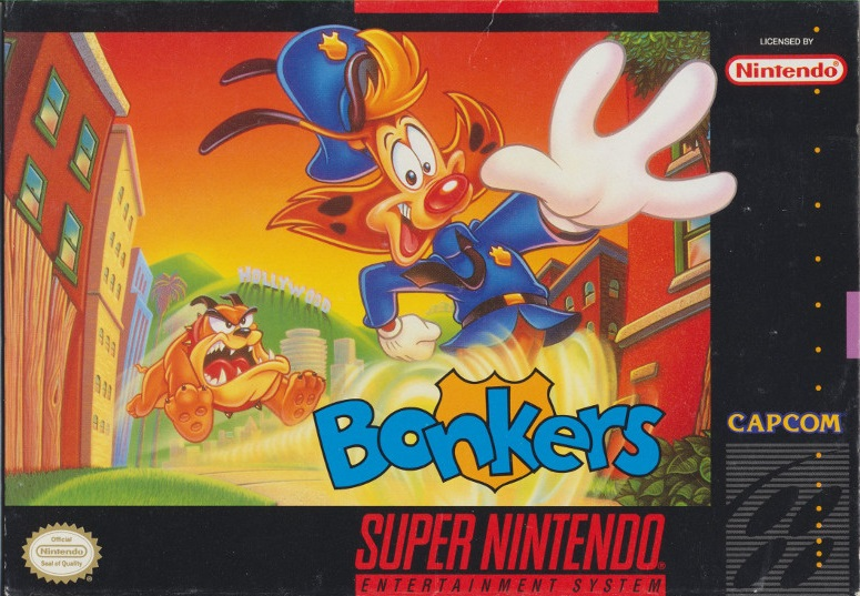 Bonkers (Capcom video game)