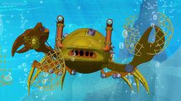Crab Bot