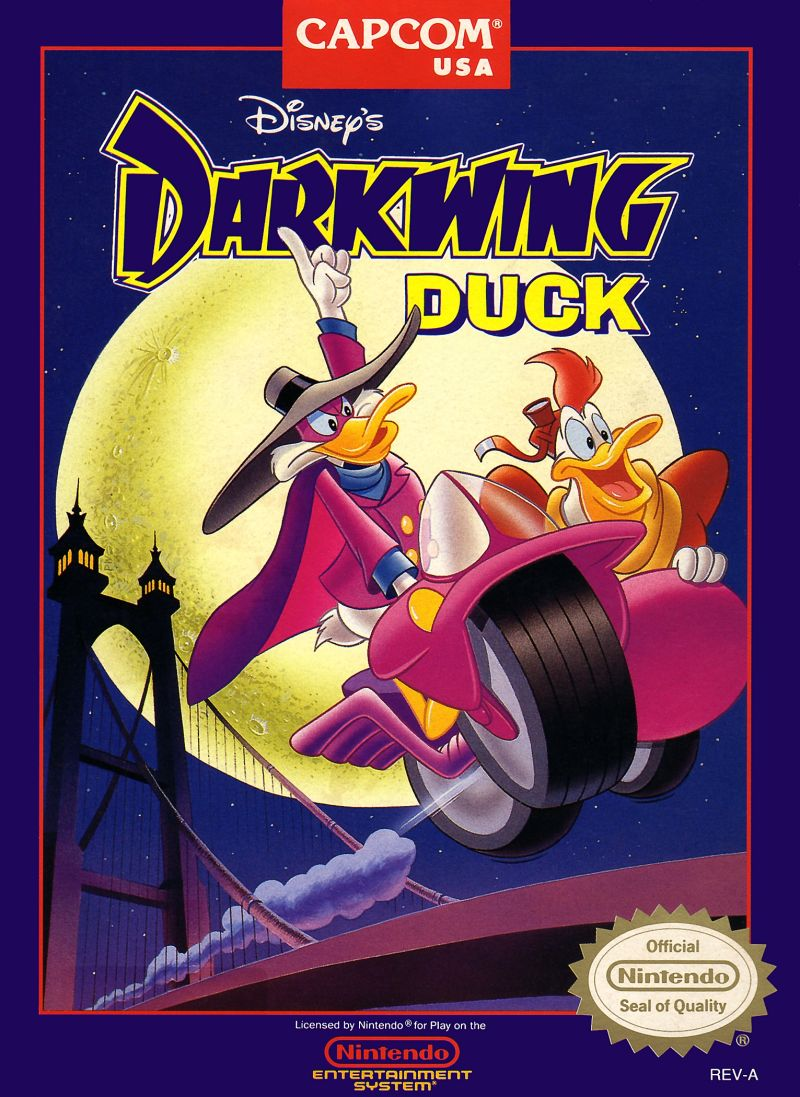 Darkwing Duck (videojuego de Capcom)