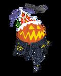 Halloween town-min