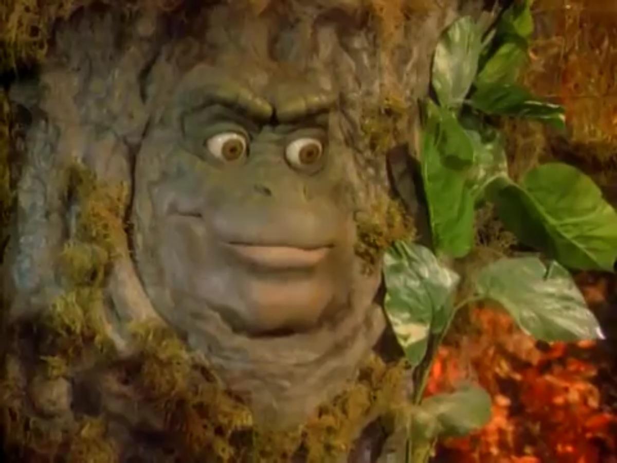 If I Were a Tree