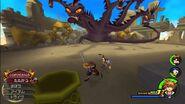 Kingdom Hearts 2 Hydra 1