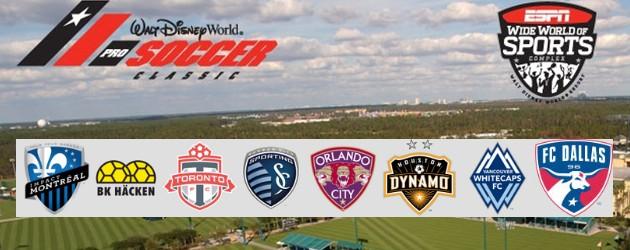 2012 Walt Disney World Pro Soccer Classic