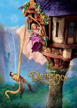 Tangled France poster