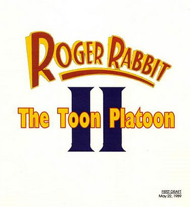 Roger Rabbit II: The Toon Platoon