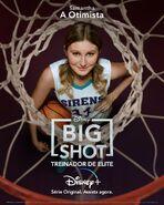 Big Shot - Treinador de Elite - Pôster de Personagem - 02