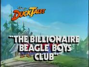 Billionaire Beagle Boys Club - 04