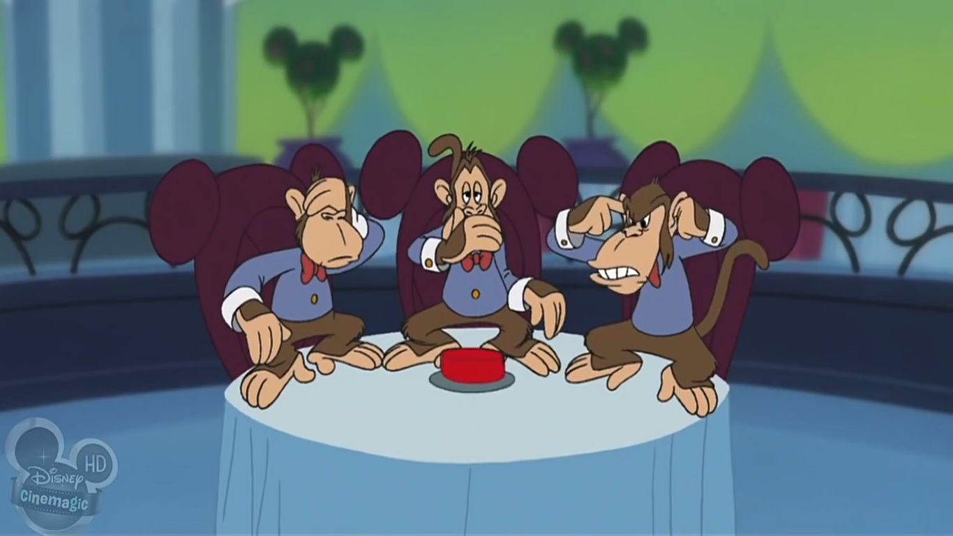 The Censor Monkeys